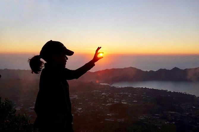 Full-Day Mount Batur Sunrise Trekking Adventure and Spa Packages