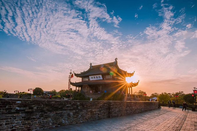 Suzhou Private Walking Tour from Shanghai with City Moat, Yiyuan Garden and More