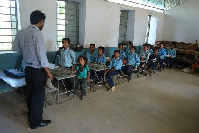 1 Day Visit and Interact with Elementry Level Students of Rural Area in Nepal
