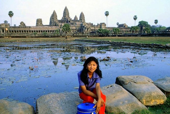 Sunrise Angkor Wat 1 Day Tour , Bayon, Angkor Thom,Ta Promh