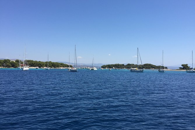 Blue Lagoon and Solta private boat trip