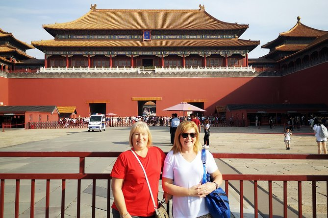 2-Day Shore Excursion Tianjin Port to Beijing and Mutianyu Great Wall