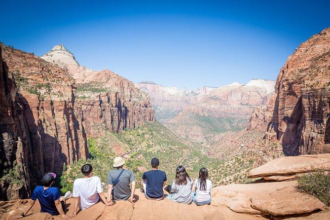 Grand Canyon/Bryce Canyon/Zion Canyon/Horseshoe Bend/Antelope Canyon for 2 days