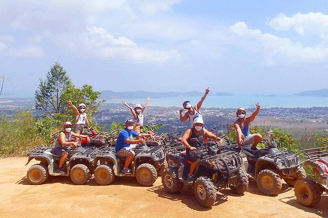 ATV Riding, Horse Riding and Zipline Adventure Tour From Phuket