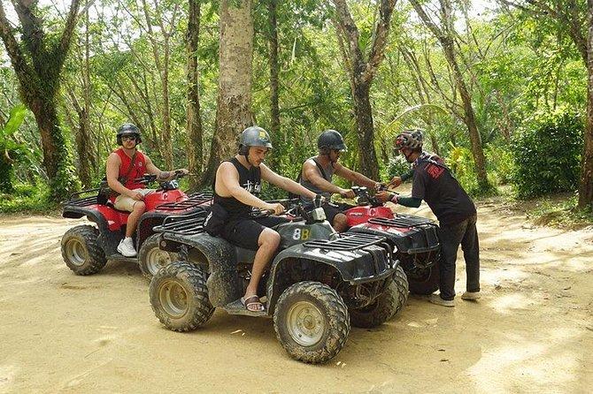 1 Hour Phuket ATV on Tour + Big Buddha