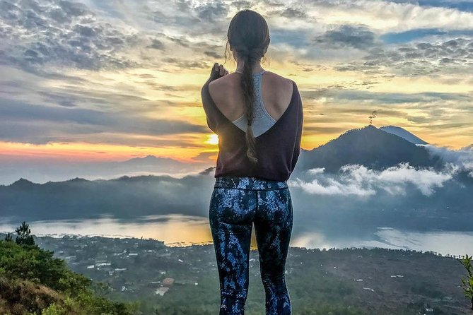 Full-Day Mount Batur Sunrise Trekking Adventure and Bali River Tubing