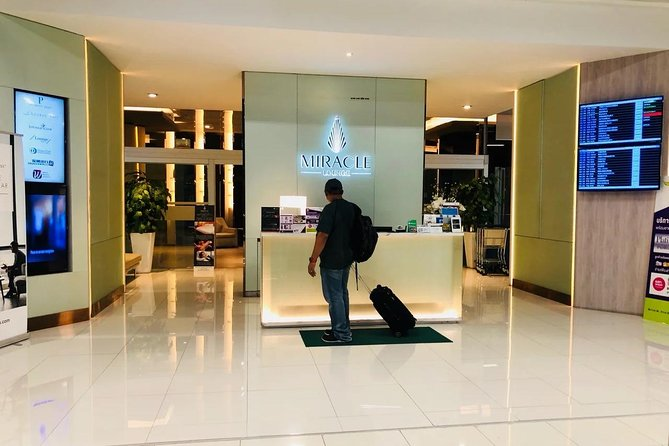 Bangkok Suvarnabhumi Intl Airport (BKK) VIP Lounge Access