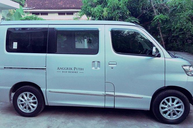 Airport Transport from Mataram/Senggigi/Mangsit to Lombok International Airport