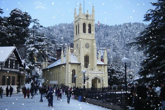 7 Day Shimla Manali Chandigarh Hill Stations Private Tour From Delhi