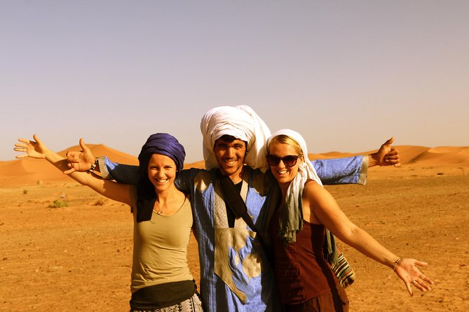 Tangier to Marrakech: Private 8-Days Tour Imperial Cities, Mountains & Desert