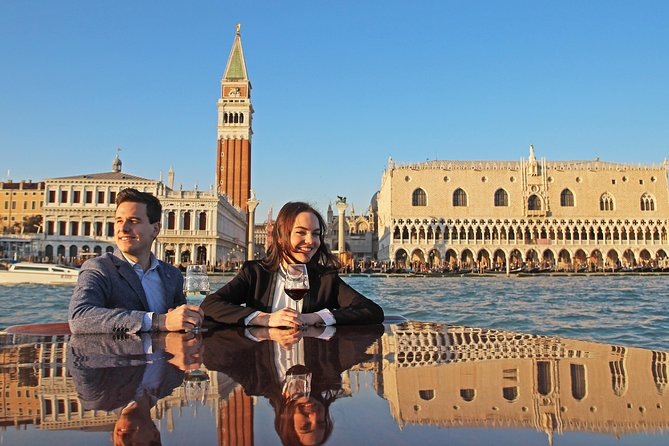 The Secrets of the Grand Canal - Boat Tour