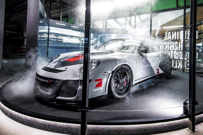 Porsche 911 GT3 Cup Simulator