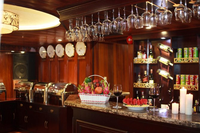 Viola Cruise - The Most Luxury 4 Star Halong Bay and Bai Tu Long Bay Cruises