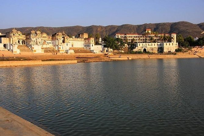 Afternoon Walking Tour Join In Pushkar