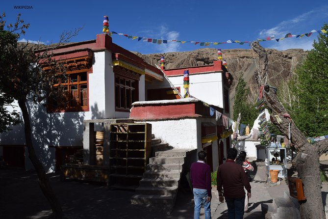 Likir and Alchi Monastry Tour from Leh