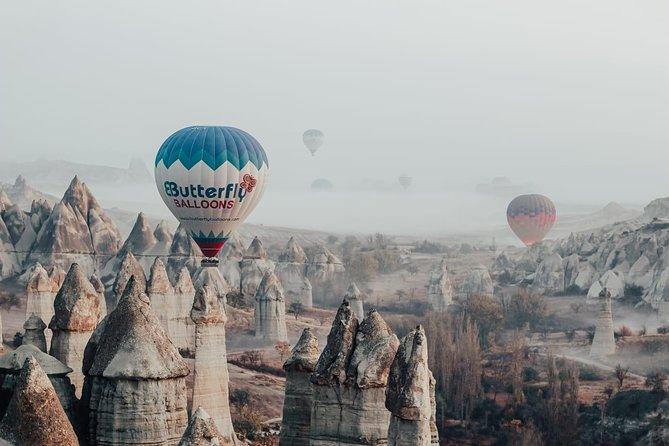 4 days out istanbul tour - PRIVATE cappadocia ephesus pamukkale TOUR