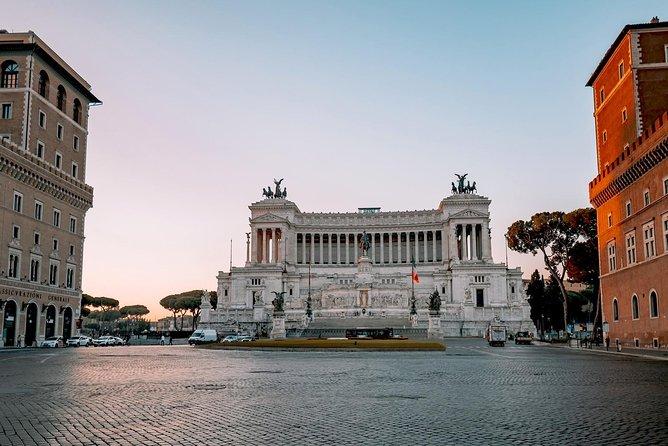Rome City Audio Tour: Fontana di Trevi, Piazza Venezia, the Pantheon & more