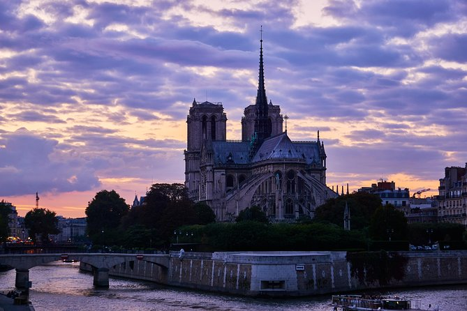 3-Hour Dinner Cruise on Seine River and Saint-Martin Canal