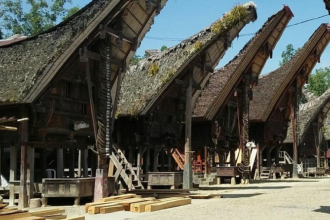 Toraja Tour and Rafting adventure - 7 days / 6 nights / min 2pax