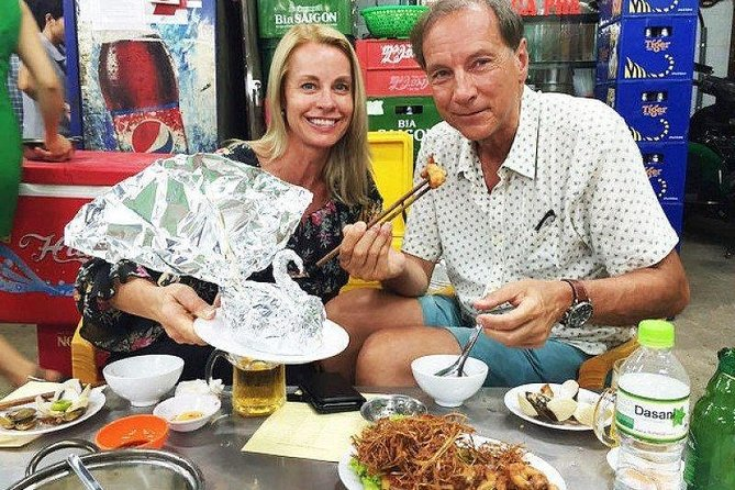 Small Group Hanoi Street Food Tour with Expert Local Guide