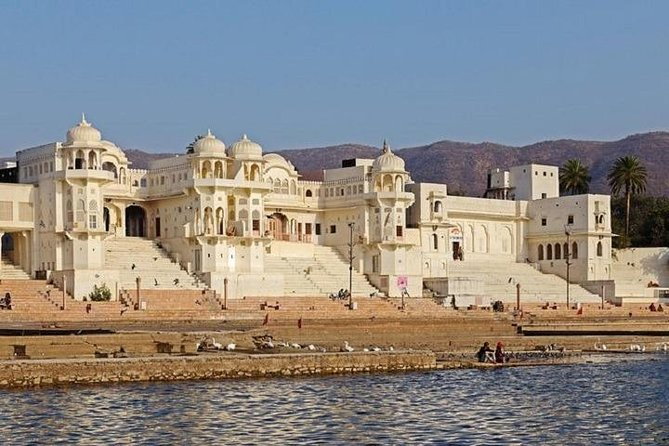 Pushkar And Ajmer Full Day Private Tour
