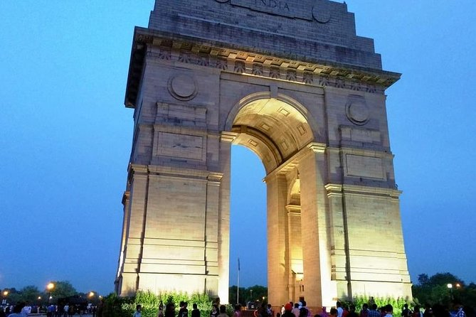 Classic Private Full Day Delhi Tour With All Inclusive