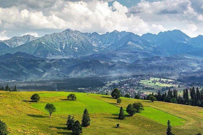 Zakopane - Town Surrounded by Tatra Mountains