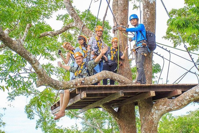 Phuket Zipline Adventure Tour