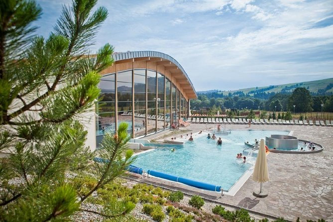 From Krakow: Bania Thermal Baths