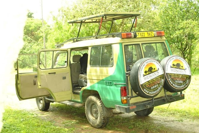 4 Days safari to Ruaha National Park