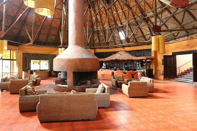 3 Day Masai Mara Road Safari to Sopa Lodge