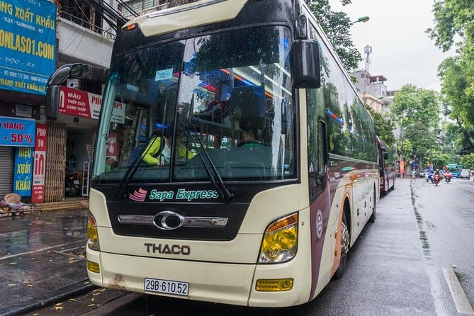 SAPA Express Bus - Daily Departure from Hanoi and Return