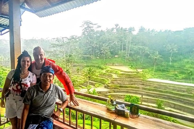 Best of Bali Water Temple and UNISCO Rice Terrace Trek