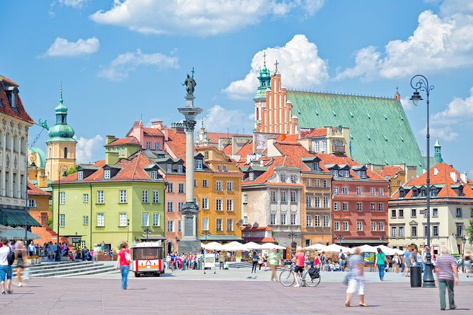 Full Warsaw Tour - All the best of Warsaw in a nutshell