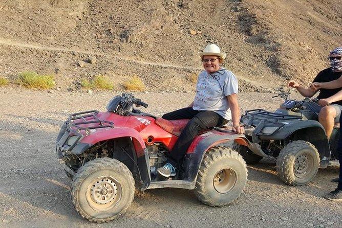 Desert Safari Trip by Quad Bike Only For