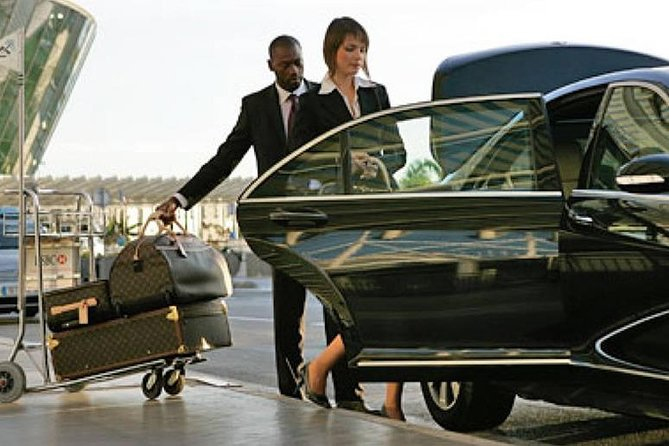 Airport or Port transfer Business Class (private car service)