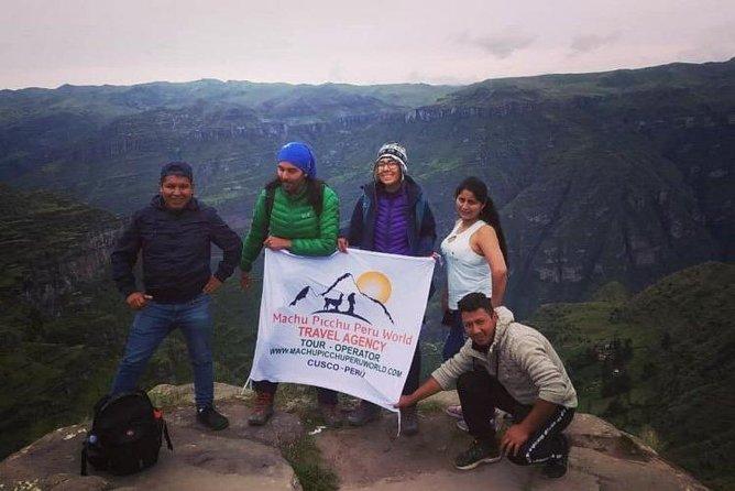 Tour to Waqrapukara (1D)