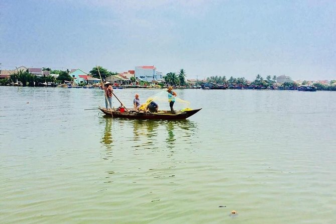 Basket Boat Experience Hoi An