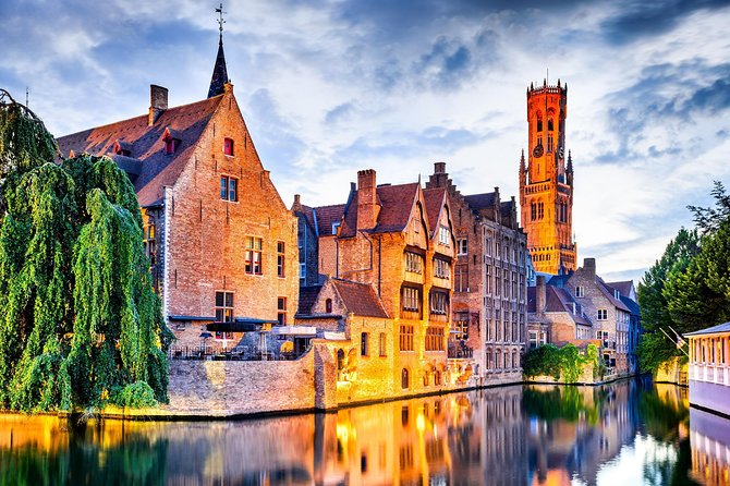 GAILY TOUR in BRUGES - Gay & Lesbian Tour