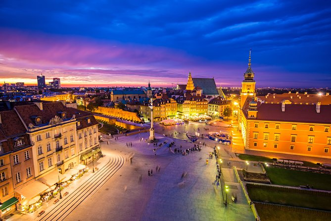 Full Day Warsaw Tour - 8 hours. Everything You need to know about Warsaw!!