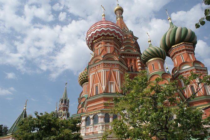 Three Day St Petersburg and Moscow Shore Tour