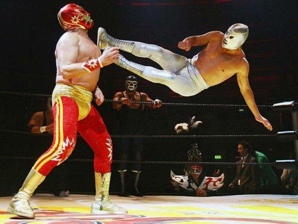 Mexico City: Lucha Libre Wrestling Tour