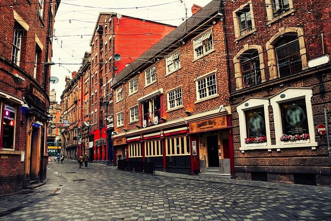 GAILY TOUR in LIVERPOOL - Gay & Lesbian Tour