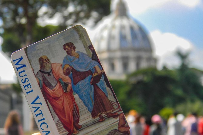 Early Morning Vatican Museums, Sistine Chapel & St. Peter's Basilica Small Group