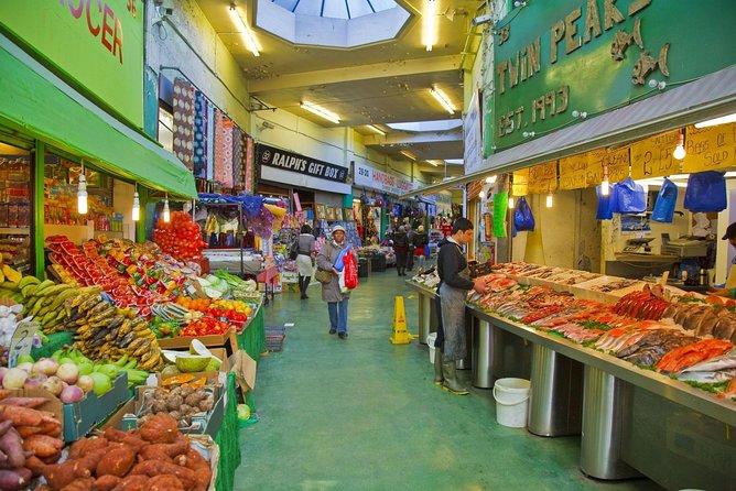 Brixton Market & Food Tasting Tour