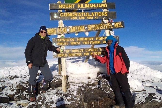 6 days Marangu route. Climb Mount Kilimanjaro