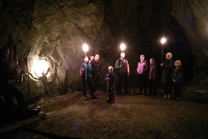 Private Tunnel in Løyndalen Excursion