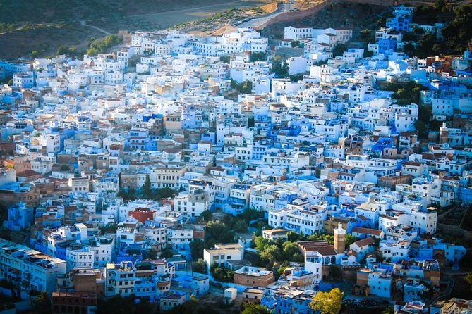 private transfer from Marrakech To Chefchaouen (Blue City)