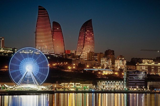 Private City Tour in Baku