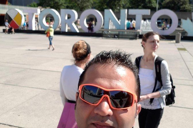 Wacht niet op de luchthaven! Zie Toronto tussen vluchten